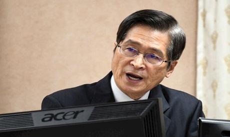 Taiwan Defense Minister