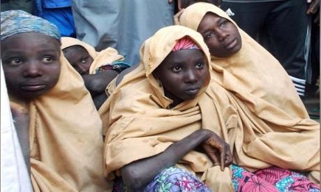 Dapchi schoolgirls