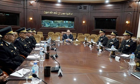 Egypt\'s Minister of Interior reviews presidential elections ...
