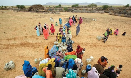 The International Organization for Migration recognizes climate change and migration as the most pre