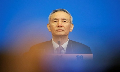 Chinese Vice President