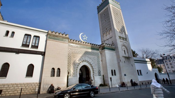 Grand Mosque in Paris