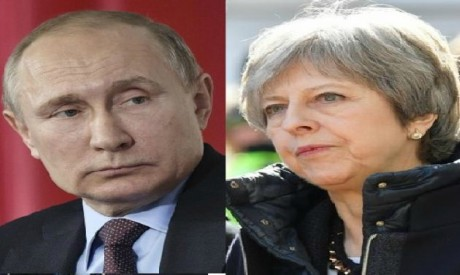 Putin , May
