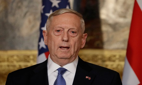 Mattis Jokes to Bolton: 'You're Actually the Devil Incarnate'