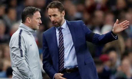 England manager Gareth Southgate (Reuters)