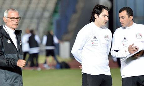 Egypt assistant coach