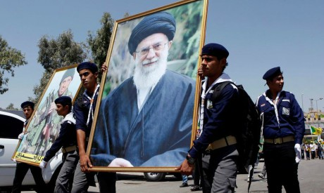 Hezbollah scouts, Iraq