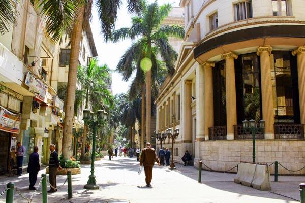 Al-Sherifein street