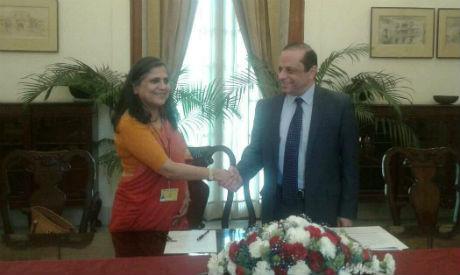 India Egypt