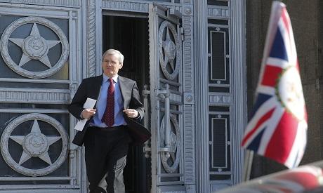 British Ambassador
