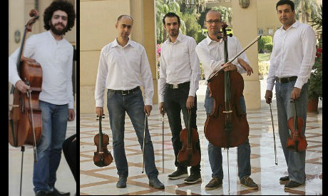 Art Alert: From Bach to Ravel with Cairo's Awtar Quartet