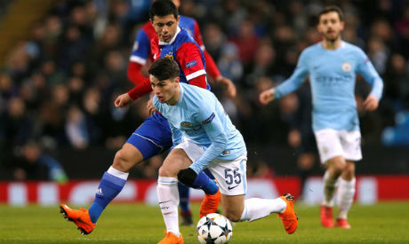 Man City v Basel