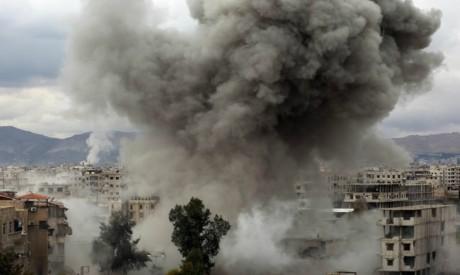 Kafr Batna, Ghouta