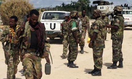 In Somalia, the militants attacked a peacekeeping base