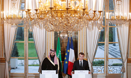 france saudi