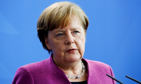 Germany's Merkel rules out military deployment in Syria