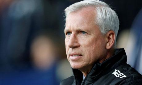 st Bromwich Albion manager Alan Pardew (Reuters)
