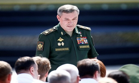 Russian Chief of General Staff
