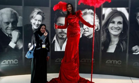 Cinema makes return to Saudi Arabia
