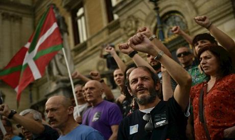 ETA Protest