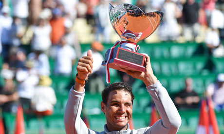 Nadal brushes off Thiem in Monte Carlo