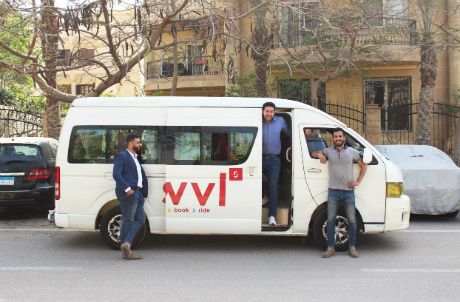 Ride-sharing application revolutionising bus transport in Egypt