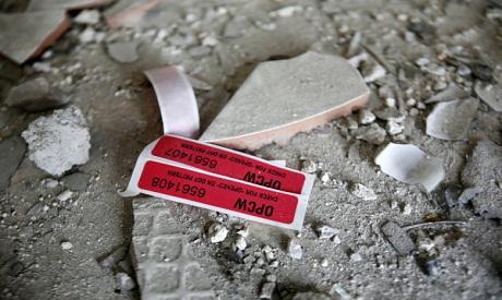 OPCW Label
