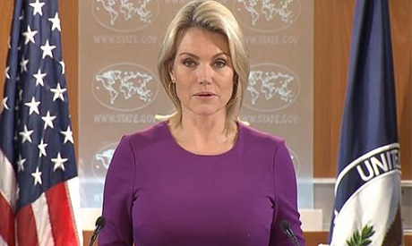 US State Department Spokesperson Heather Nauert