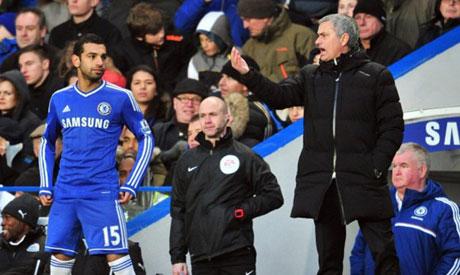Mourinho Blames Chelsea For Salah Sale