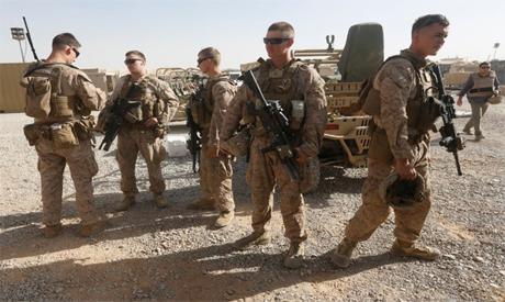 Marine Corps Afghanistan