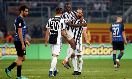 Napoli, Juventus kick-off at same time in last two Serie A games