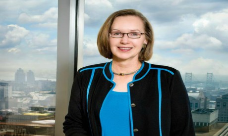 Lynn Laverty Elsenhans, the former chairwoman, president and CEO of US oil refiner Sunoco Inc., now