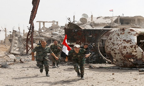 Syrian Army clears Damascus southern outskirts of terrorism