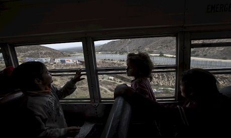 Migrant Children Mexican Border