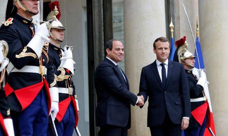 Sisi Macron