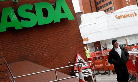 Sainsburys and Asda