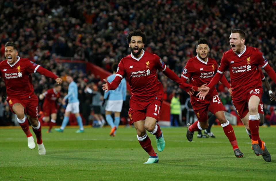 As Roma Vs Liverpool Final
