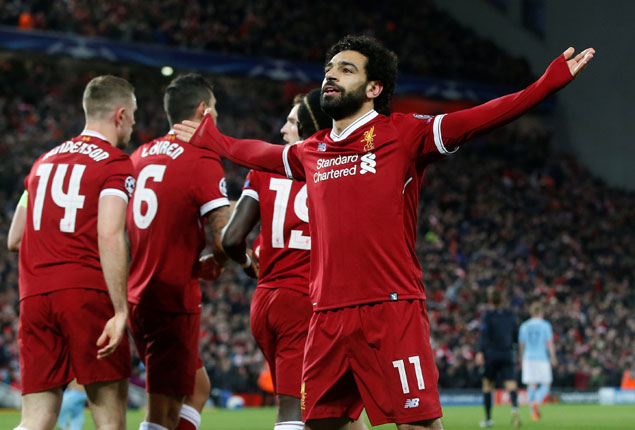 PHOTO GALLERY: Liverpool crush Man City, Barcelona thrash Roma in Champions League