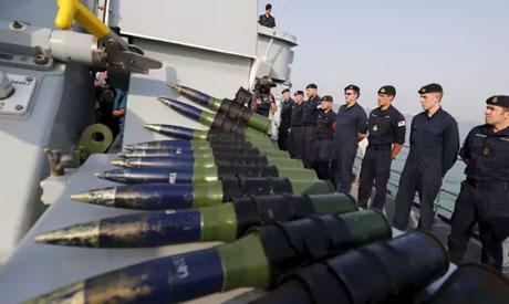 UK base in Bahrain (Reuters)