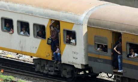 Cairo train