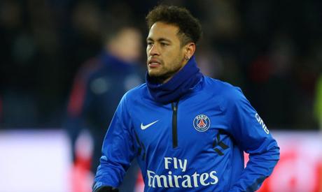 c0689f66c2b Soccer Football - Ligue 1 - Paris St Germain vs Olympique de Marseille -  Parc des Princes