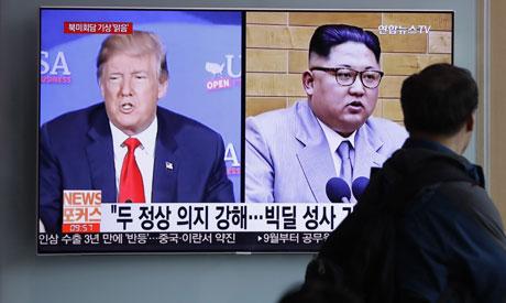 Kim With Trump