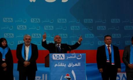 Minister Haidar al-Abadi