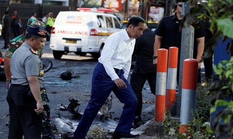 Indonesia blast