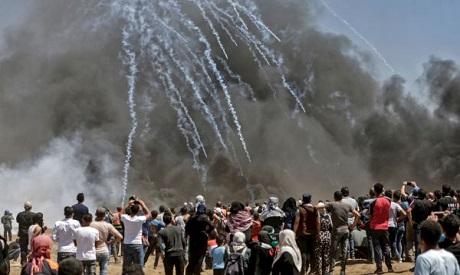 Gaza Clashes