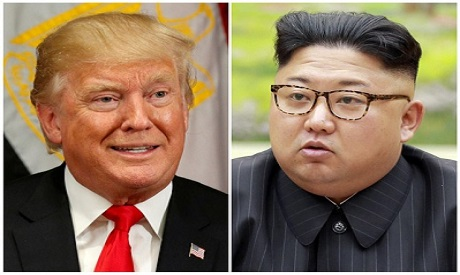 Donald Trump and Kim Jong