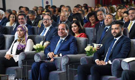 Egyptian President Abdel-Fattah El-Sisi (Photo: facebook.com/Egy.Pres.Spokesman/)