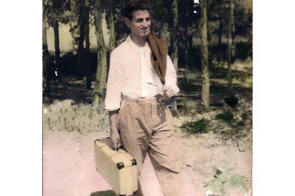 Buttu's father, circa 1962
