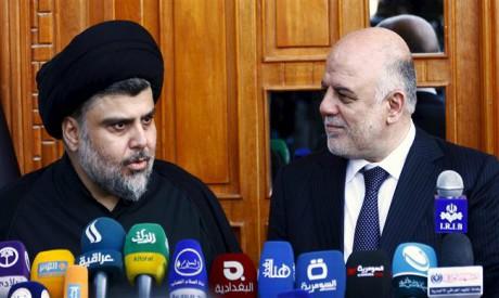 Muqtada al-Sadr, Haider al-Abadi