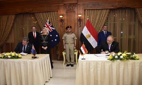 Egypt- Australia